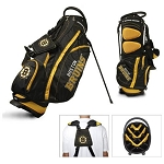 Boston Bruins NHL Fairway Golf Stand Bag